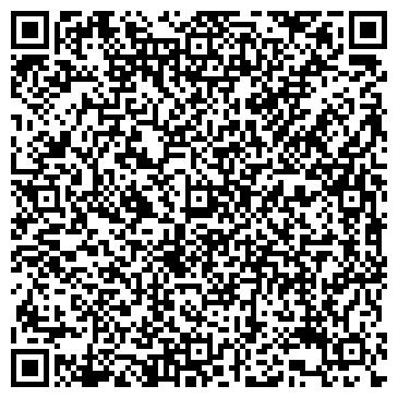 QR-код с контактной информацией организации ЕВРОПА-ТРАНЗИТ ФИНАНСОВАЯ КОМПАНИЯ