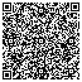 QR-код с контактной информацией организации ООО ЗАСТАВА