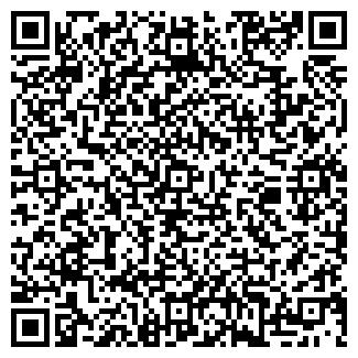 QR-код с контактной информацией организации ИНДАУ