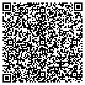 QR-код с контактной информацией организации ПРАКТИКА КООПЕРАТИВ