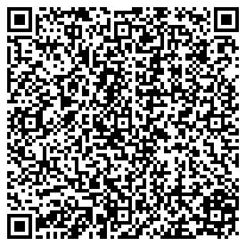 QR-код с контактной информацией организации ШКОЛА ДЛЯ СЛАБОСЛЫШАЩИХ