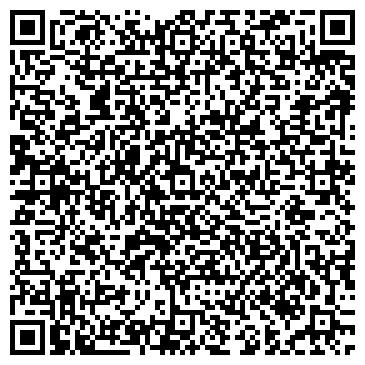 QR-код с контактной информацией организации ИНТЕРНАТ ДЛЯ СЛАБОСЛЫШАЩИХ ДЕТЕЙ