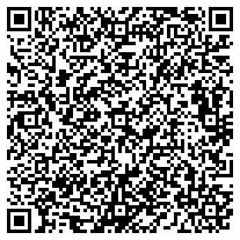 QR-код с контактной информацией организации НОУ КОНВЕРСИЯ - ВЫСШАЯ ШКОЛА БИЗНЕСА