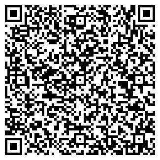 QR-код с контактной информацией организации ЗАО МАНЕВР