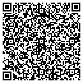 QR-код с контактной информацией организации ЗАО ОАЗИС