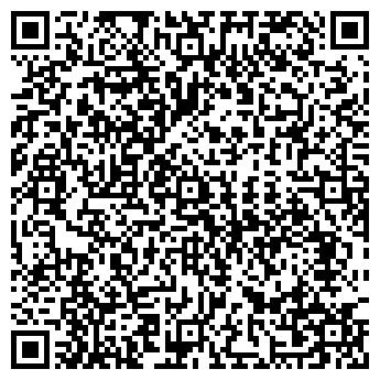 QR-код с контактной информацией организации ИНФОСФЕРА, ООО