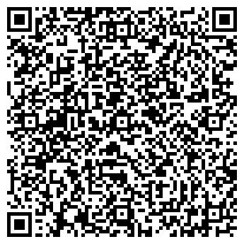 QR-код с контактной информацией организации MUSTANG V.I.P