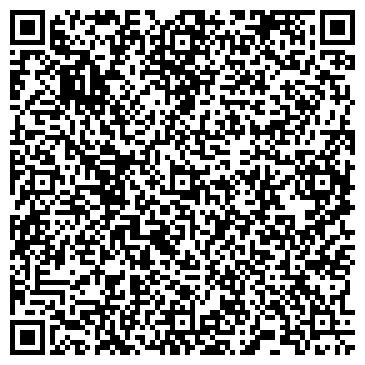 QR-код с контактной информацией организации БАТТЕРФЛЯЙ, МАГАЗИН ООО ЮЖНЫЙ БРИЗ