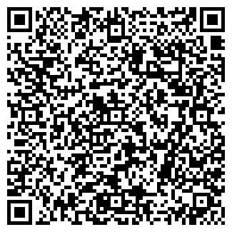 QR-код с контактной информацией организации GUESS BY MARCIANO