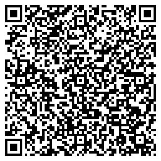 QR-код с контактной информацией организации BORN