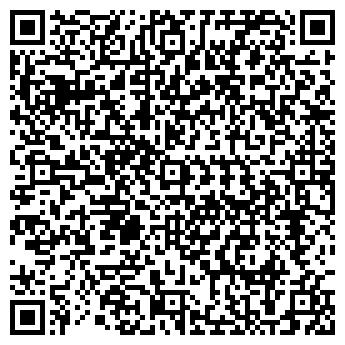 QR-код с контактной информацией организации ПРЯЖА, МАГАЗИН