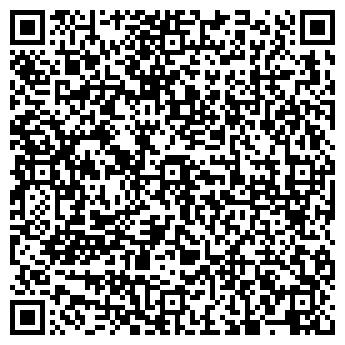 QR-код с контактной информацией организации МАГАЗИН №14 ХОЗТОВАРЫ