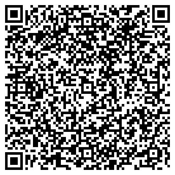 QR-код с контактной информацией организации СЕРАФИМОВСКИЙ ХРАМ