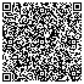 QR-код с контактной информацией организации КНИЖНЫЙ МАГАЗИН ПЛЮС