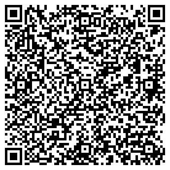 QR-код с контактной информацией организации ОКНА МАЗАНОВА