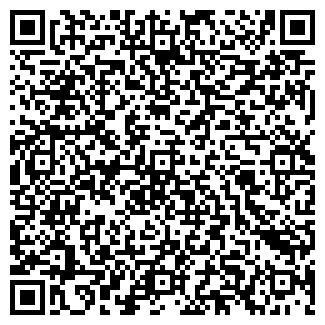 QR-код с контактной информацией организации ООО САЛЮТ