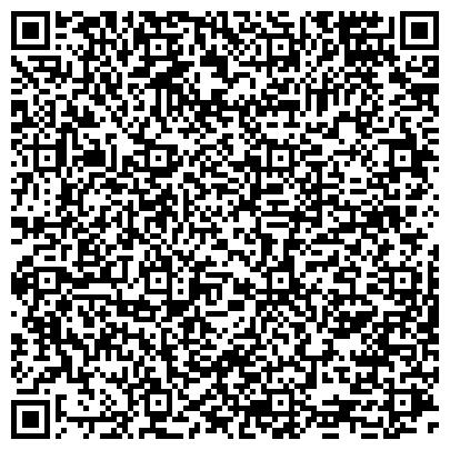 QR-код с контактной информацией организации ДЕТСКОЕ ДИАГНОСТИЧЕСКОЕ ОТДЕЛЕНИЕ БОЛЬНИЦЫ СКЖД