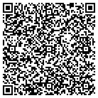 QR-код с контактной информацией организации АПТЕКА ВИОЛА-1
