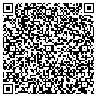 QR-код с контактной информацией организации САНОФАРМ