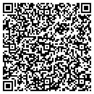 QR-код с контактной информацией организации БИНГО ДОН