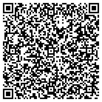 QR-код с контактной информацией организации ДОНГИБРИД НПФ, ООО