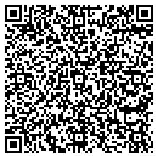 QR-код с контактной информацией организации ООО ЗЕРКАЛО
