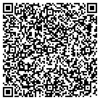 QR-код с контактной информацией организации ГРУППА, АЛЛ