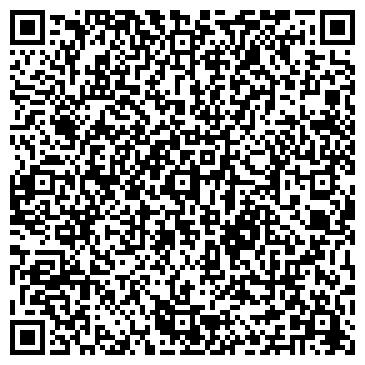 QR-код с контактной информацией организации МАГАЗИН №1 ОКТЯБРЬСКОГО РАЙОНА