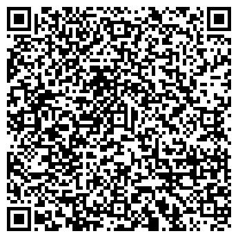 QR-код с контактной информацией организации МАГАЗИН №1 ПРОДУКТЫ