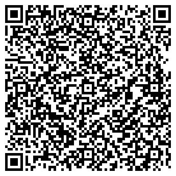 QR-код с контактной информацией организации МАГАЗИН №4 РУСЬ