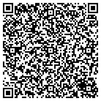 QR-код с контактной информацией организации МАГАЗИН ПАРУС