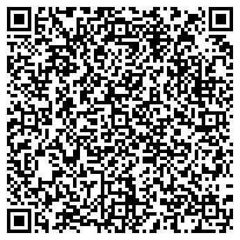 QR-код с контактной информацией организации ЧП МАНЫЧ