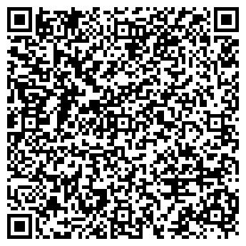 QR-код с контактной информацией организации РОСАВТОЭКСПОРТ, ЗАО