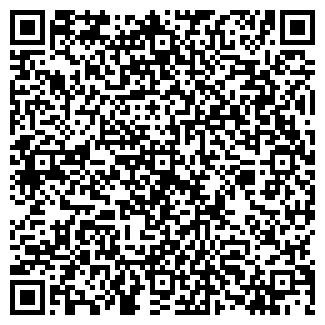 QR-код с контактной информацией организации КНАУФ