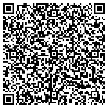 QR-код с контактной информацией организации РАДИОТОВАРЫ+