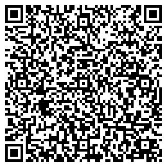 QR-код с контактной информацией организации ЮННА