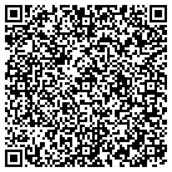QR-код с контактной информацией организации МАГАЗИН VESTFROST