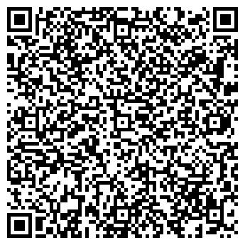 QR-код с контактной информацией организации ООО «Афина-Пак»