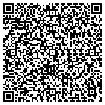 QR-код с контактной информацией организации РУСС-ДЕНТ