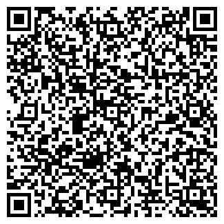 QR-код с контактной информацией организации ИГРУШКА