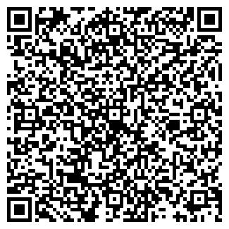 QR-код с контактной информацией организации КАСАР