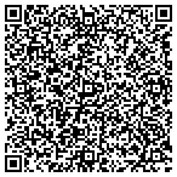 QR-код с контактной информацией организации ПОЖАРНАЯ ЧАСТЬ ОКТЯБРЬСКОГО РАЙОНА