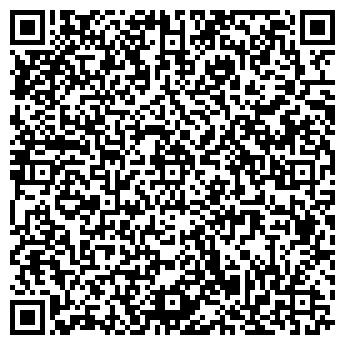 QR-код с контактной информацией организации ДОНАУДИТ, ЗАО