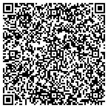 QR-код с контактной информацией организации ИНТЕРНО КРЕАТИВНОЕ АГЕНТСТВО, ООО