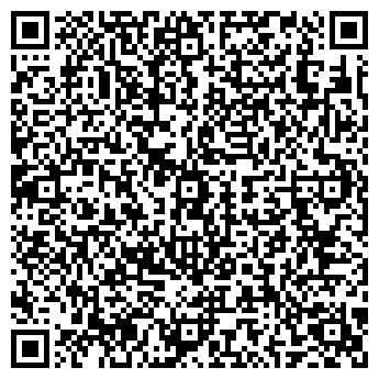 QR-код с контактной информацией организации ООО ПАЛИТРА