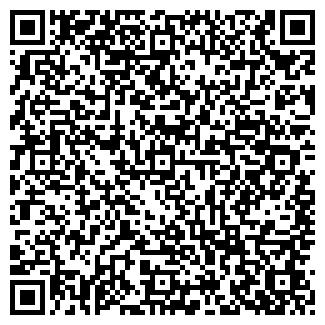 QR-код с контактной информацией организации ООО РИКОН-А