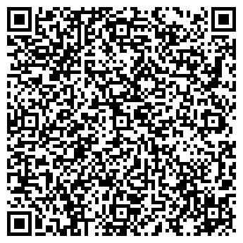 QR-код с контактной информацией организации ЮТРА, ЗАО