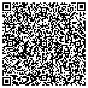 QR-код с контактной информацией организации ОВО ПРИ ОВД ОКТЯБРЬСКОГО РАЙОНА