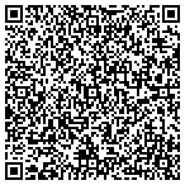 QR-код с контактной информацией организации «Афина»