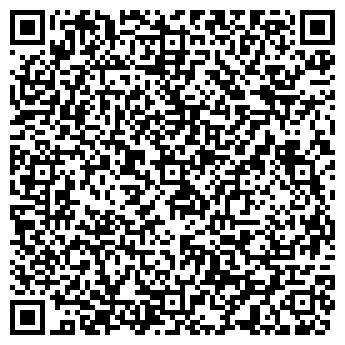 QR-код с контактной информацией организации ИНТЕРПАРТНЕР